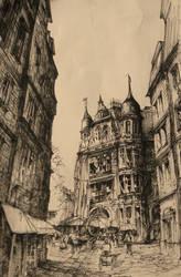 Street by MonikaDomaszewska