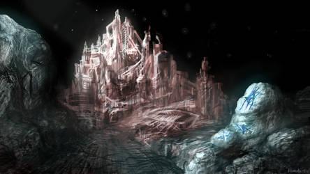 Castle by MonikaDomaszewska