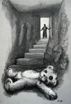 Fear of the dark by MonikaDomaszewska