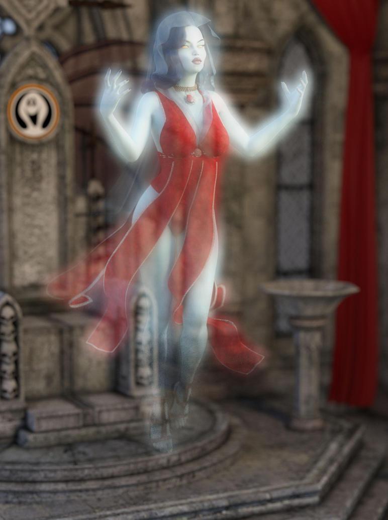 Apparitia by OniKataki
