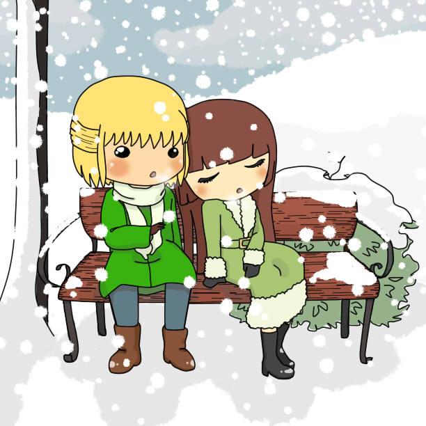 Snow Day by Tefu-Tefu