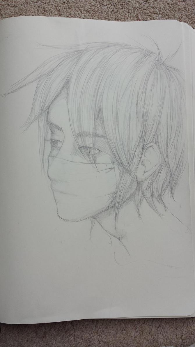 Mask 1 by Tefu-Tefu