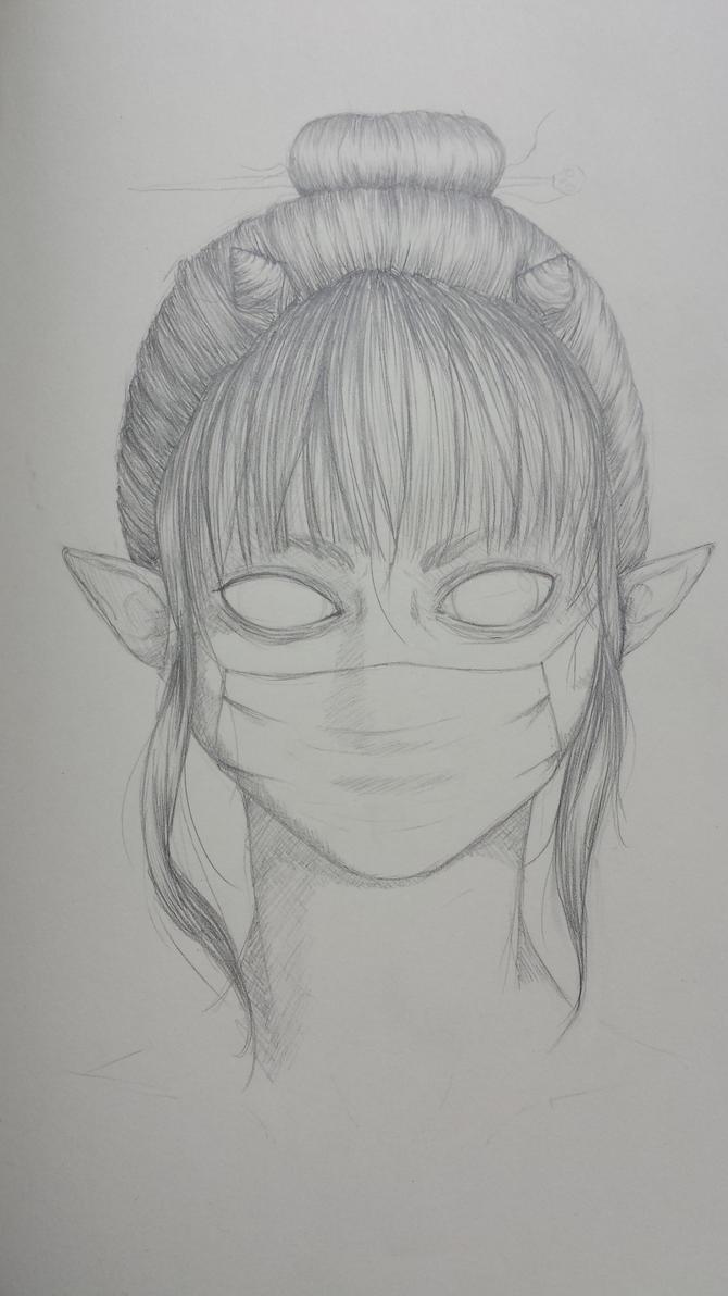 Mask 2 by Tefu-Tefu