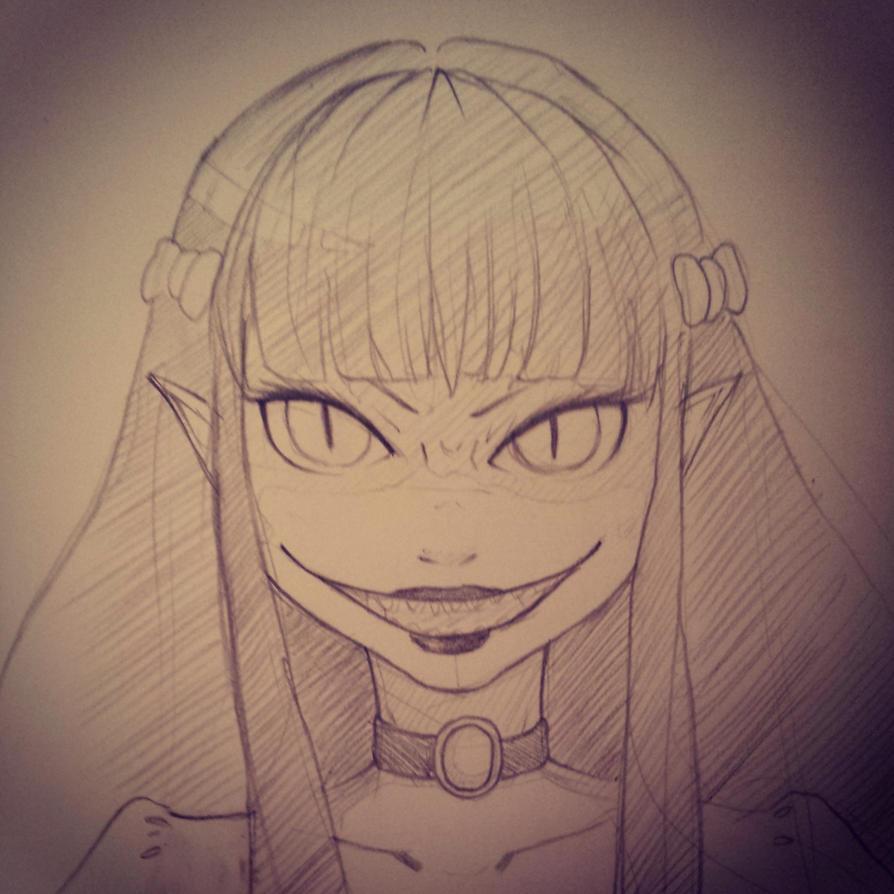 Madeline's Dark Side by Tefu-Tefu