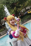Super Sailor Moon Myu style! by dancingpixies
