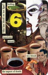 Six of Cups by randoymwordsart