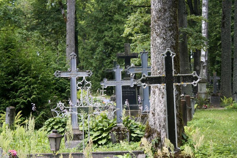 Cemetery by A-nnnna