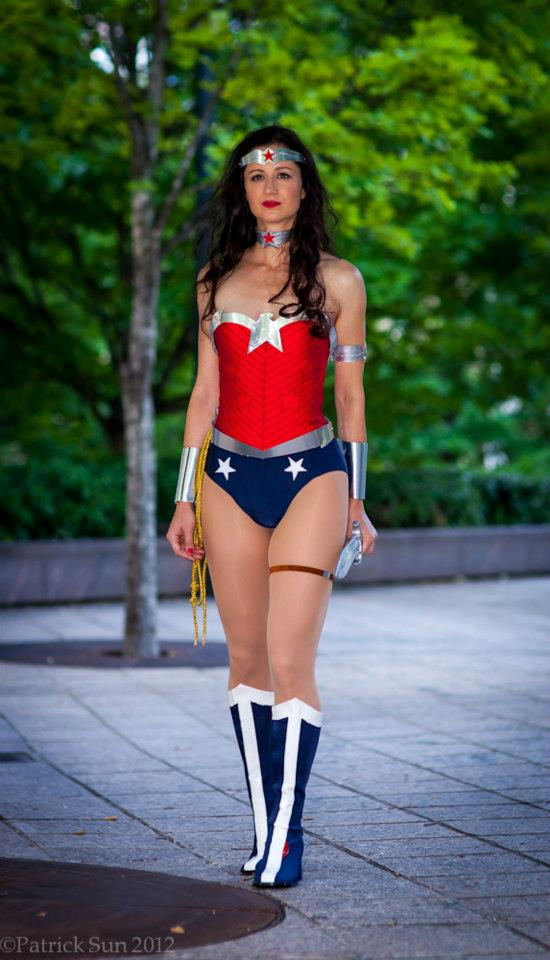 Wonder Woman by SnuggieMouse