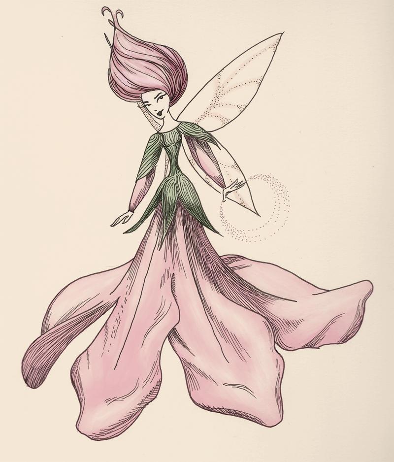 Azalea Fairy by tartleigh
