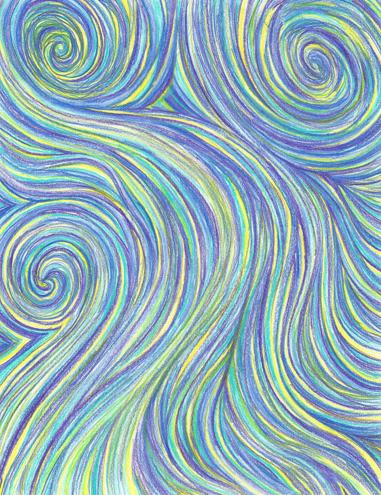 Waves Of Color By Ginger1127 On DeviantArt
