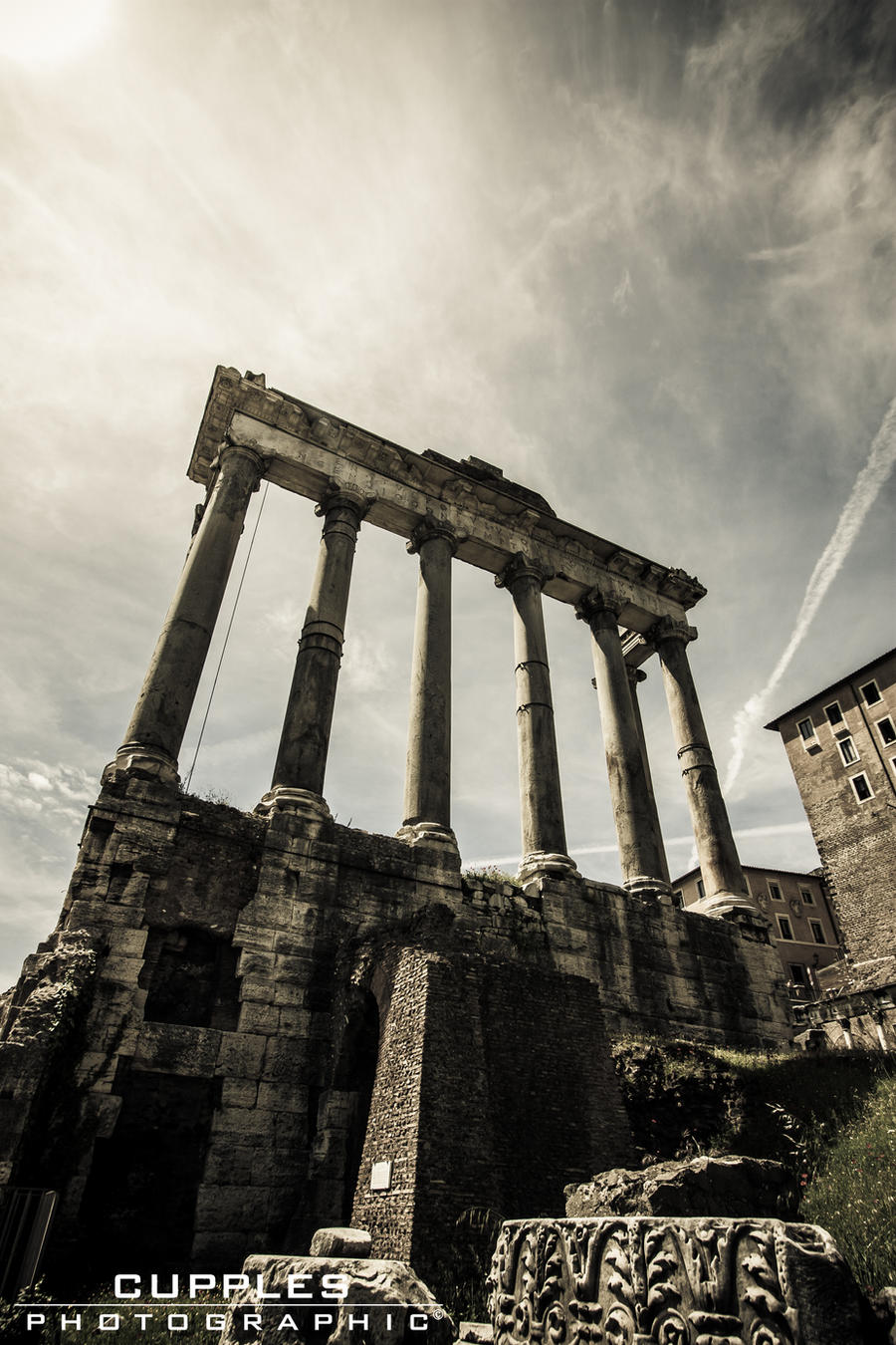 The Forum by cupplesey