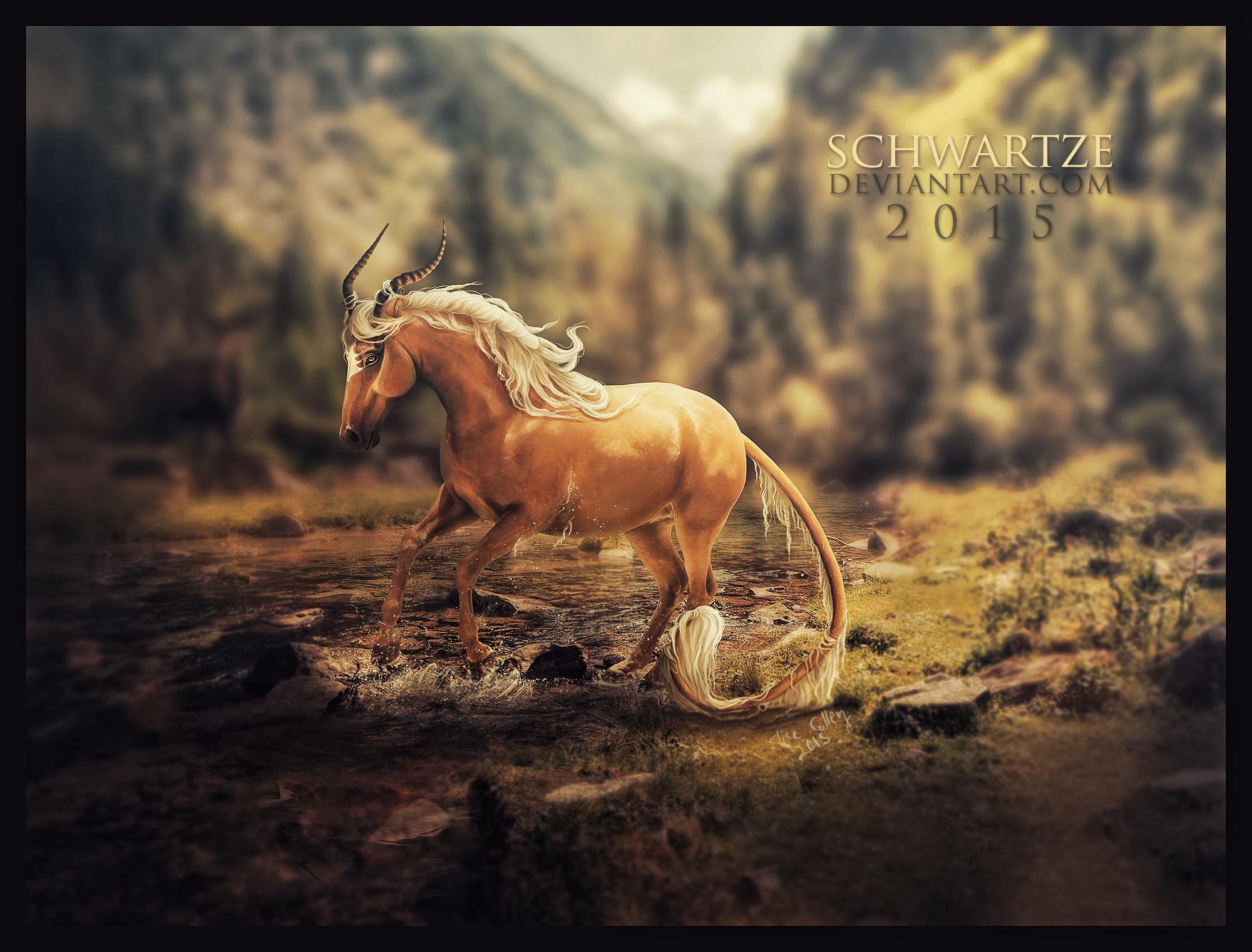 Golden Lies by kaons