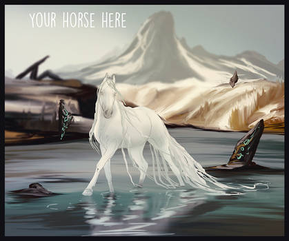 Your Horse Here