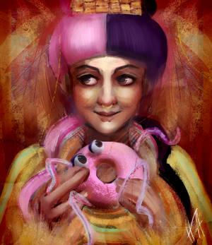 [Fan art] Melanie Martinez - Mad Hatter