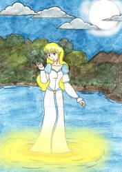 Moonlight Change by Minasantaria