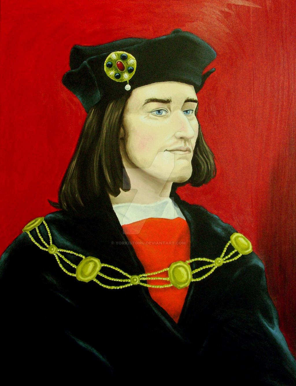 Richard III by Yorkistgirl