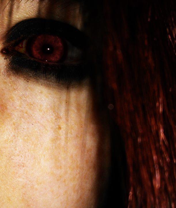 my eye... by Boojaybabe