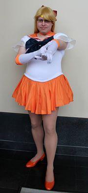 Me.. as Sailor Venus! by SailorDiana