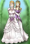 A (surprise) Nintendo Royal wedding