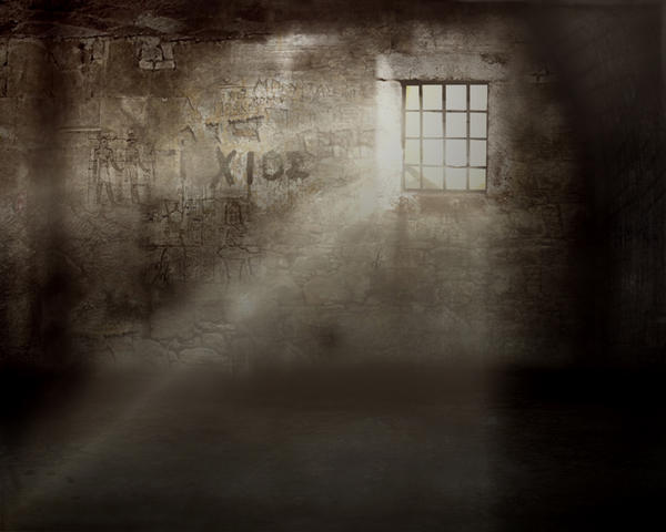Prison Cell by chapboy