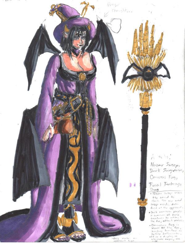 Lilithmon WM colored by Jragonjreams-dA on DeviantArt