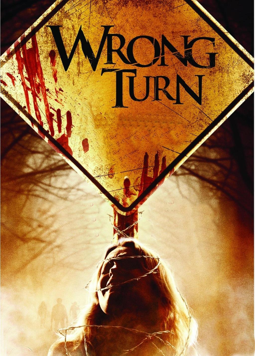 Wrong Turn Box