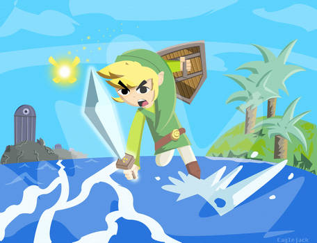 Link Jumping through the Mist