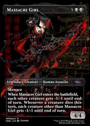 Massacre Girl - Elsword Version