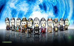 The Eleven Penguin Doctors