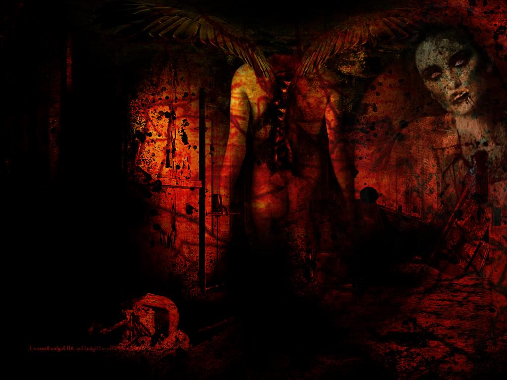 Image Gallery macabre art