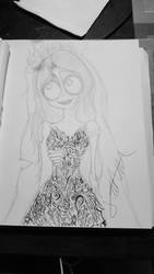 corpse bride (Emily) by Foxymate306