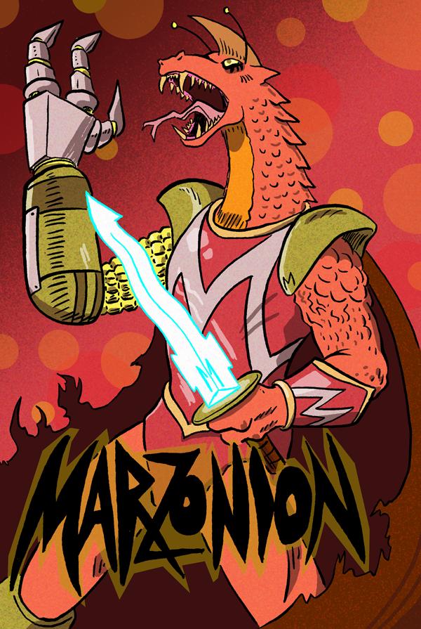 MARZONION by bretterson