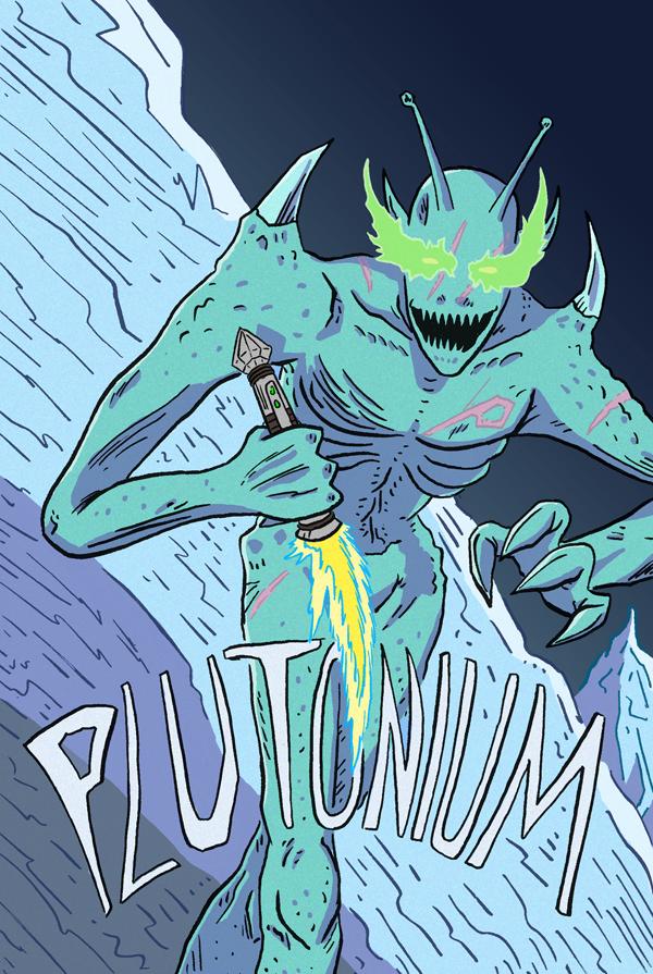 Plutonium by bretterson