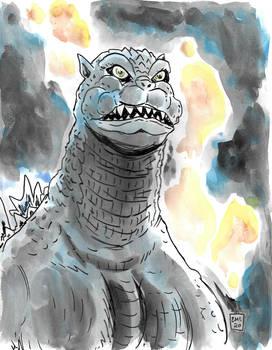 66 Years of Godzilla