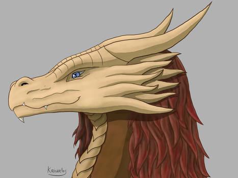 Dragoness redraw