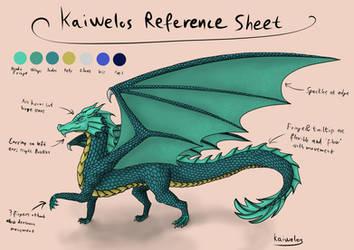 Kaiwelos Ref Sheet