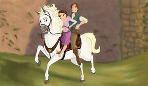 Tangled: Let's Go Maximus! (finished)