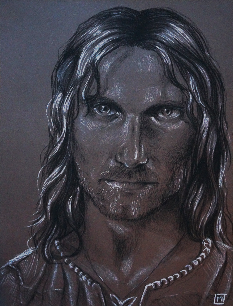 Aragorn by autumnicity