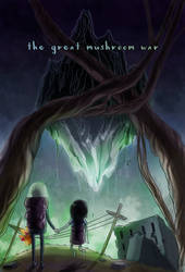 the great mushroom war by autumnicity