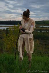 Rey - Exploration by autumnicity