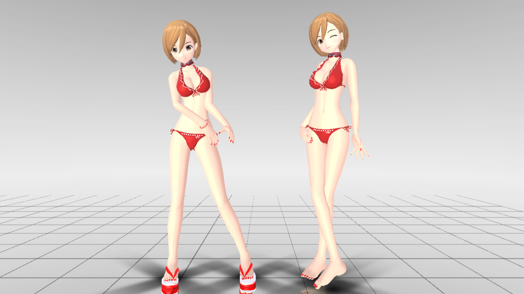 Meiko bikini (download CLOSED) by Nayuki-chin