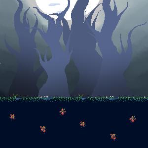 Treeline by HeathenUmbra