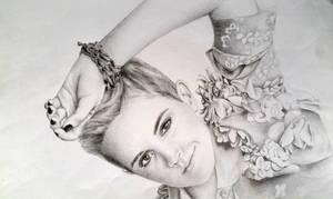 Emma Watson: Drawing 1