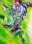 Hulk: Ragnarok Drawing
