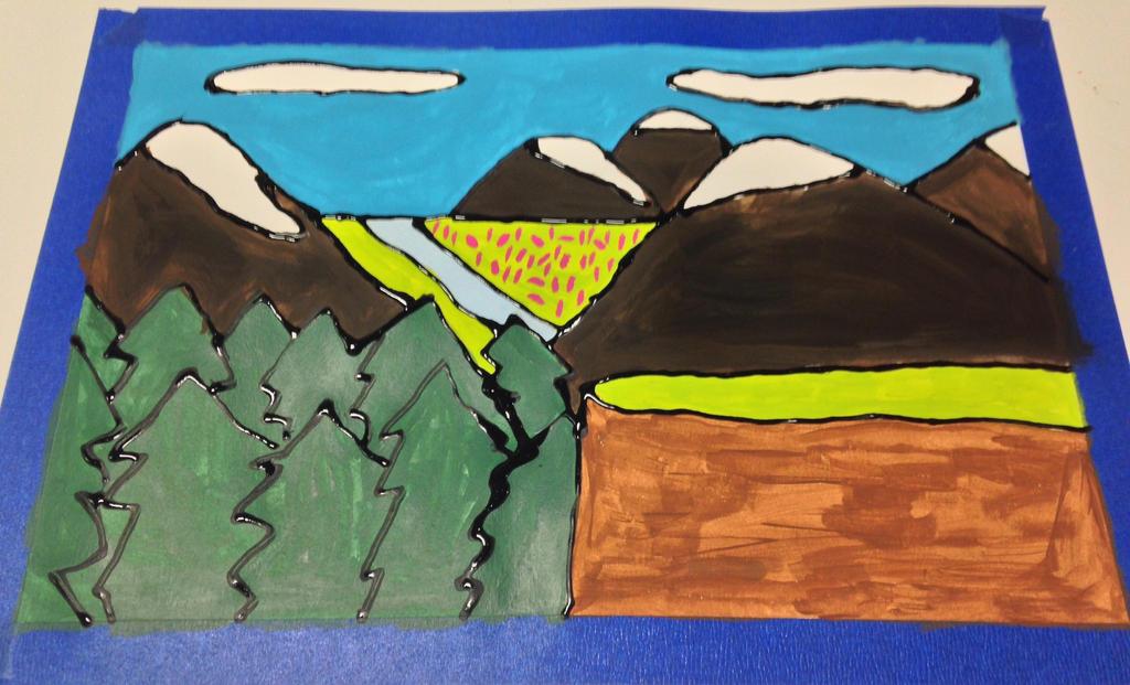 Alaskan Landscape by Prince5s