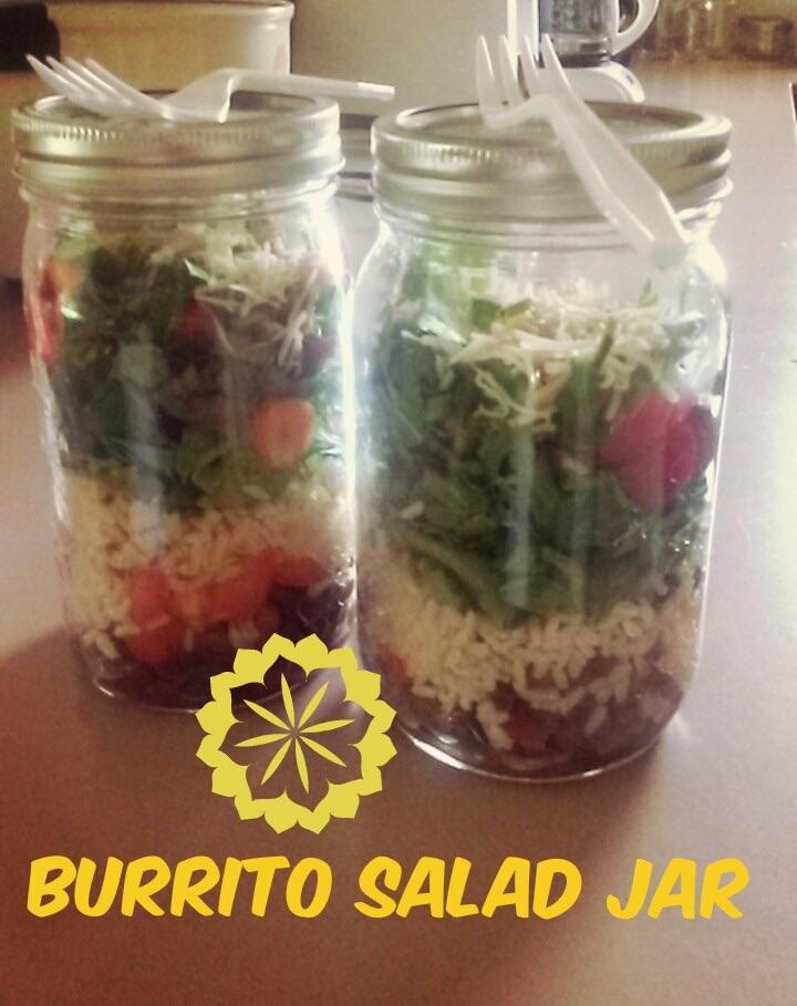 Burrito Salad Jar by Prince5s