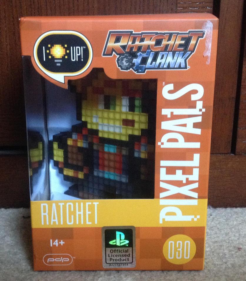Pixel Pals Ratchet by Prince5s