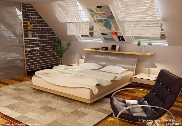 3ds max interior bedroom by ryan mahendra on deviantart for 3ds max interior design files