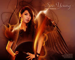 Soo Young - SNSD by ryan-mahendra