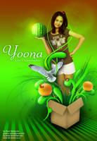 Yoona SNSD by ryan-mahendra